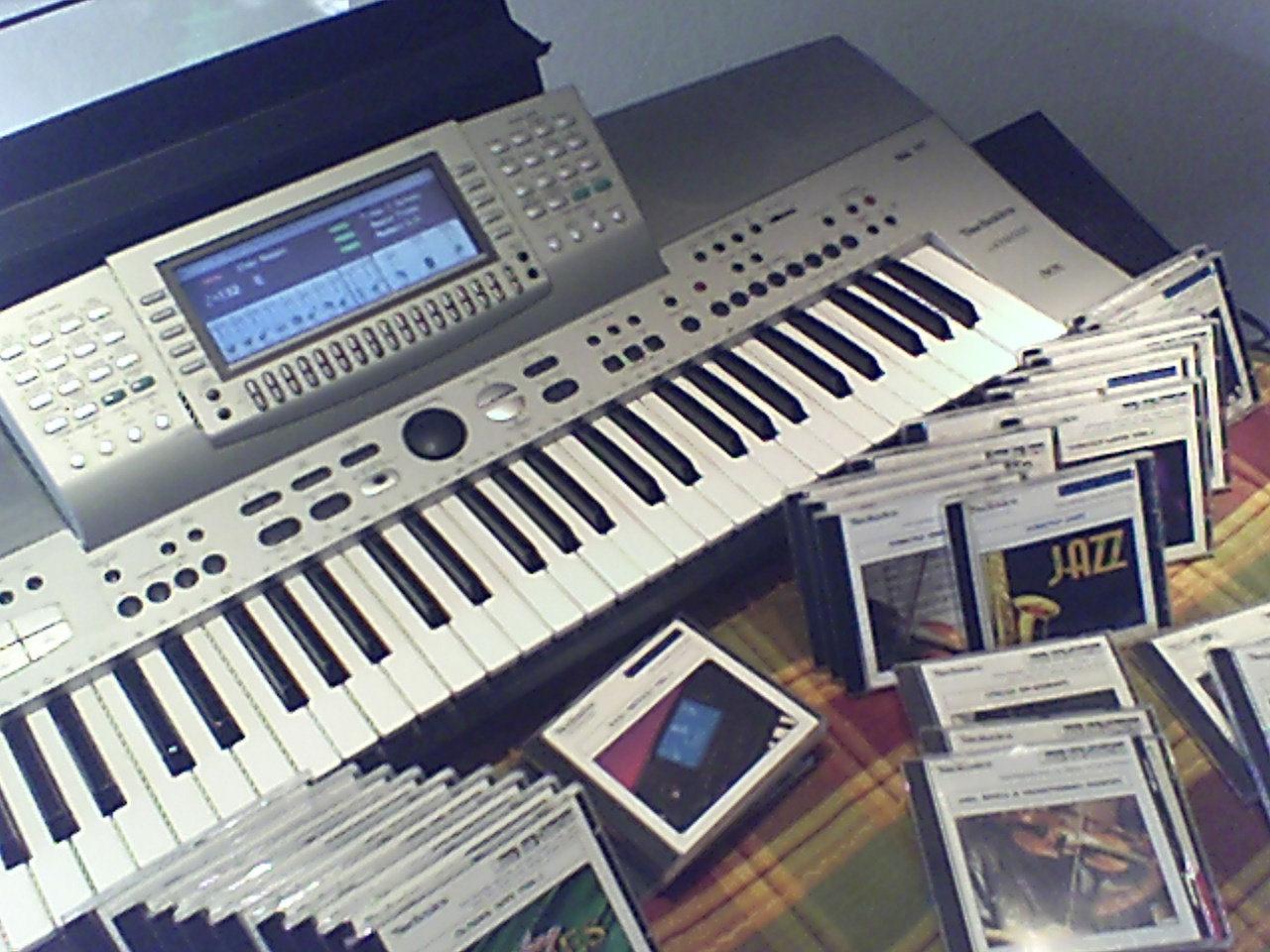تحميل برنامج اصوات لاورغ تكنس Technics KN6000+KN 6500 Technics+KN6500+003
