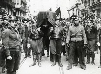 Durruti's Coffin