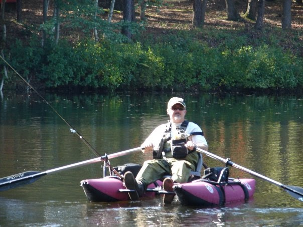 The flyfishmagazine blog things i really like week for Personal fishing boat