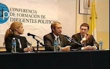 Conferencia de Formación de Dirigentes Políticos