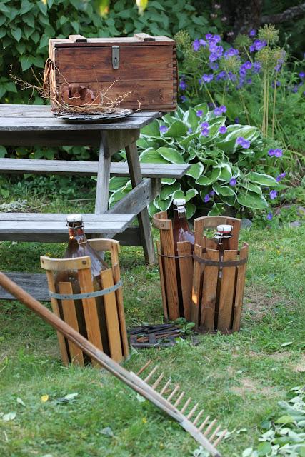 inspiration trädgård trädgårdsdesign romantisk lantlig