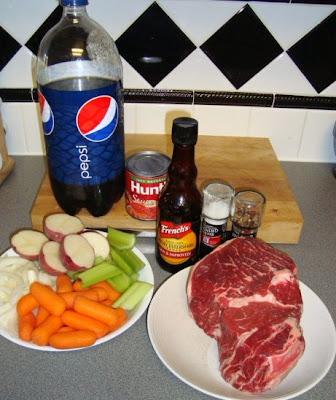 pepsi pot roast recipe