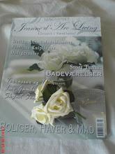 Jag vann den här underbara tidningen hos Creations by Lis