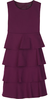 Alfred Angelo - Bridesmaid Dress with sizes 6,4,2 in BLACK CHERRY