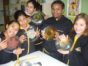 Aulas de Artesanato às terças-feiras(inscrições na Secretaria da Escola)