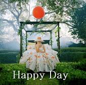 Seja Feliz Hoje!