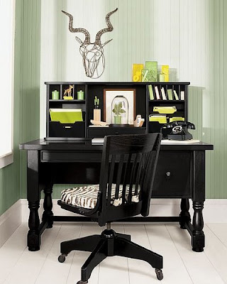 Home Office Design Ideas on Modern Home Office Furniture And Decorating Ideas   Interior Design