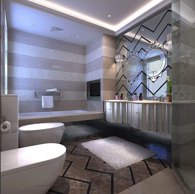 Chinese Bathrom Design