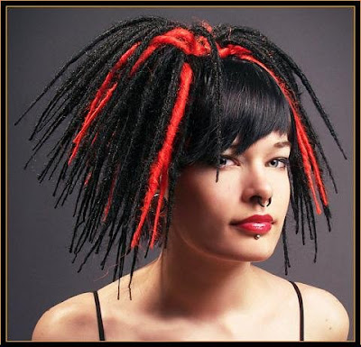 Finding a great girls punk hairstyle can be easy online.
