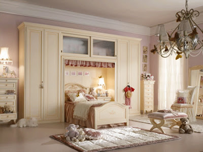 Luxury Girls Bedroom Designs