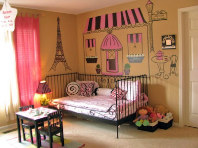 Cool Kids Bedroom Theme Decoration Ideas 10