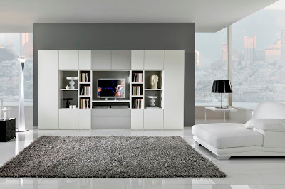 Site Blogspot  Dark Brown Furniture Living Room on Houses  Modern Black And White Living Room Furniture From Giessegi