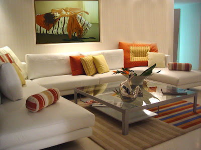 Site Blogspot  Design  Living Room on Modern Living Room Interior Design 2011