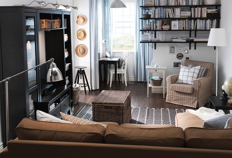 Ikea Living Room Design Ideas 2011