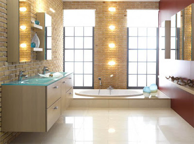 Contemporary Bathroom Designs ~ Interior Decorating Ideas