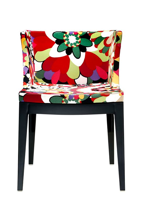 Mademoiselle Chair Missoni By Kartell Interior Design Interior Decorating