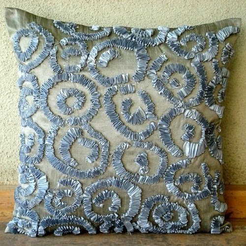 Modern Luxury Decorative Pillows And Bed Accessories