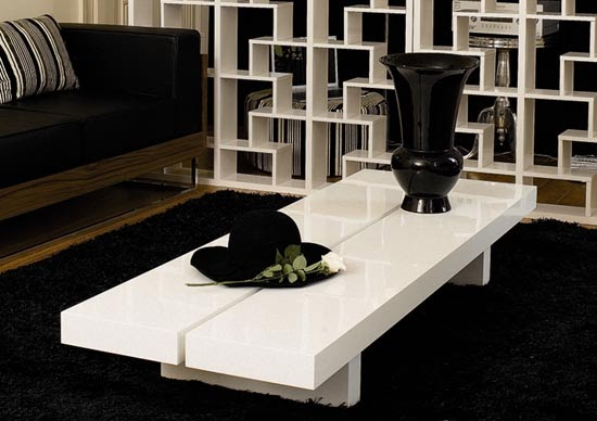 Modern Living Room Contemporary Coffee Tables Design Interior Decorating