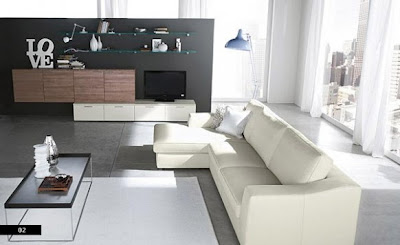 Contemporary Sofa Set Designs