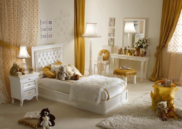 Modern Bedroom Interior Design With Interesting Lighting