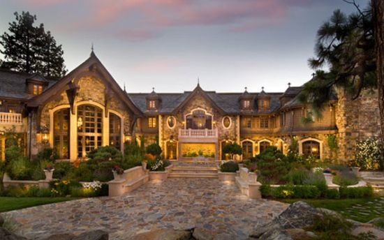 bcoz luxury house look wonderfulwhen start landscaping you have to need ideas how to landscape here are mention some pictures below i thing you get - Luxury Home Ideas