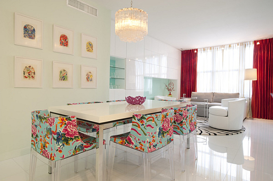 Superbe Miami Beach Apartment By Avram Rusu Interiors 1