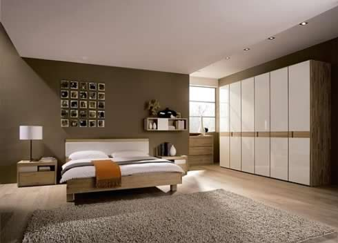 Bedroom Interior Design Ideas on Interior Create  Modern Bedroom Interior Design Ideas From Hulsta