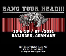 Accept, Lordi y Death Angel al Bang Your Head Festival