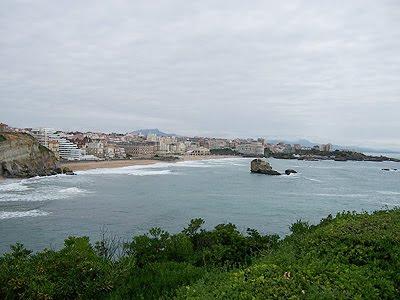 playa Biarritz