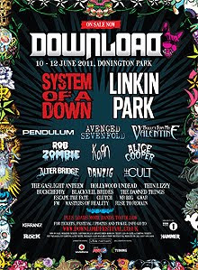 Alice Cooper, Thin Lizzy, The Cult y Rob Zombie al Download Festival