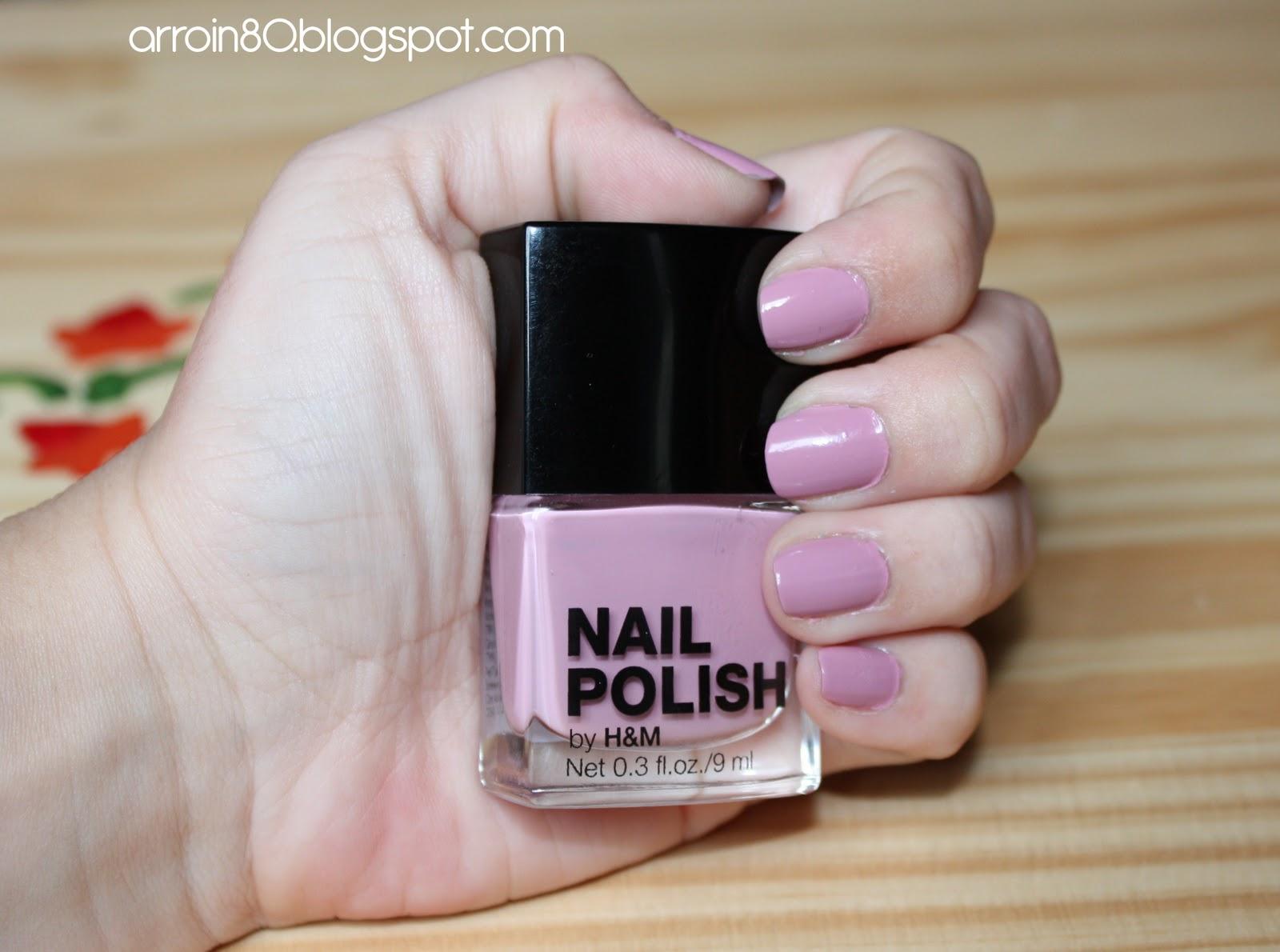 Arroin80 - Blog de belleza (cosmética y maquillaje): El esmalte de ...