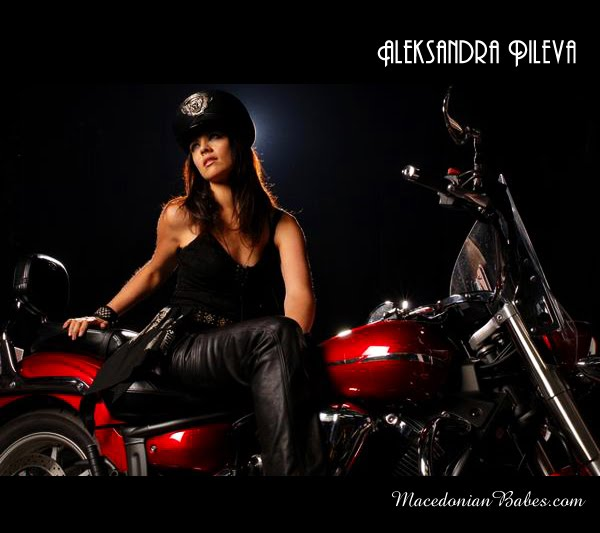 Aleksandra Pileva - Macedonian Pop/Rock Music Artist