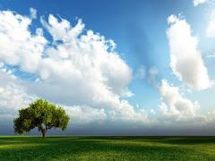 云彩的天空