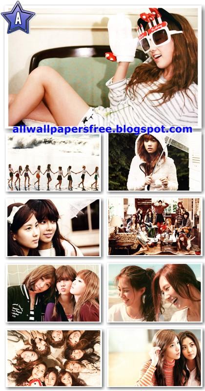 Girls Generation Run Devil Run desktop wallpaper : Widescreen : High