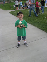Ky's first year T-Ball