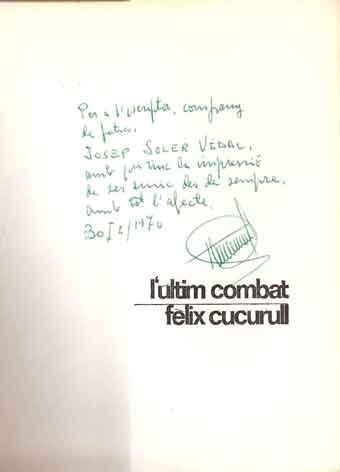 Felix Cucurull