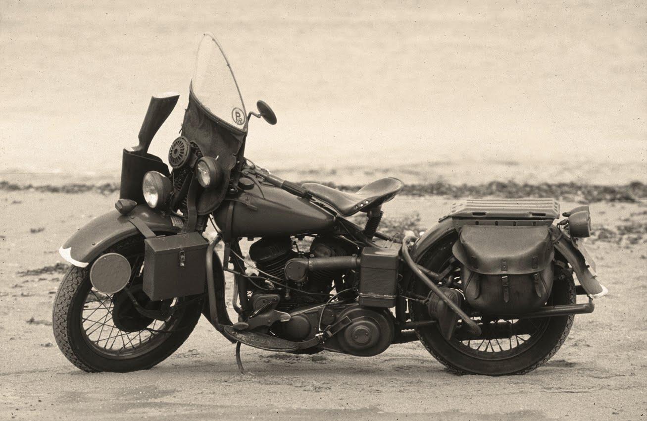 Harley Davidson WLA 45