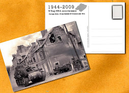 Carte postale Grand format D-Day 1944-2009