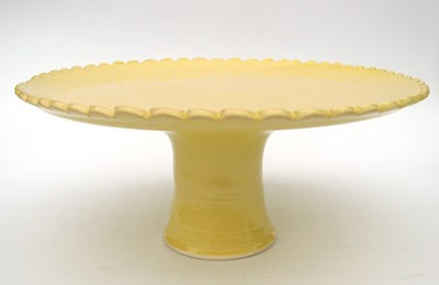 Mosser Glass Cake Stand Uk