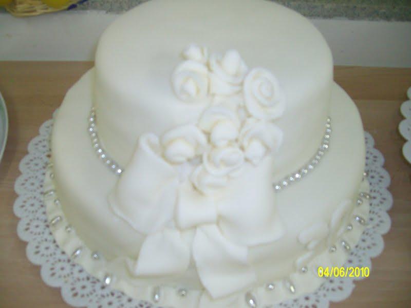Bolos decorados com chantilly - Bolo de Aniversário Decorados