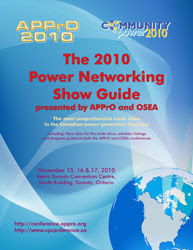 Power Networking Trade Show Guide 2010 Toronto