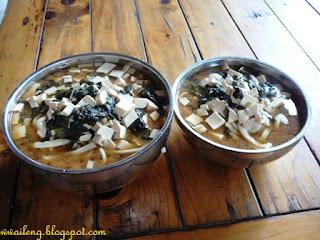 Miso Udon - Bon Appetite