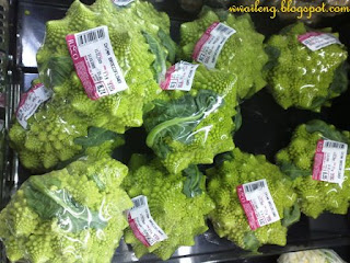 China Broccoflowers