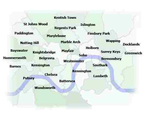 Οι περιοχές που σας προτείνω είναι οι