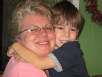 Mom and Caleb