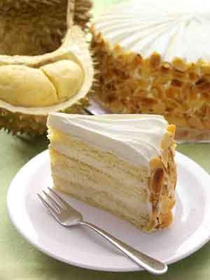 Best Durian Cake In Kl