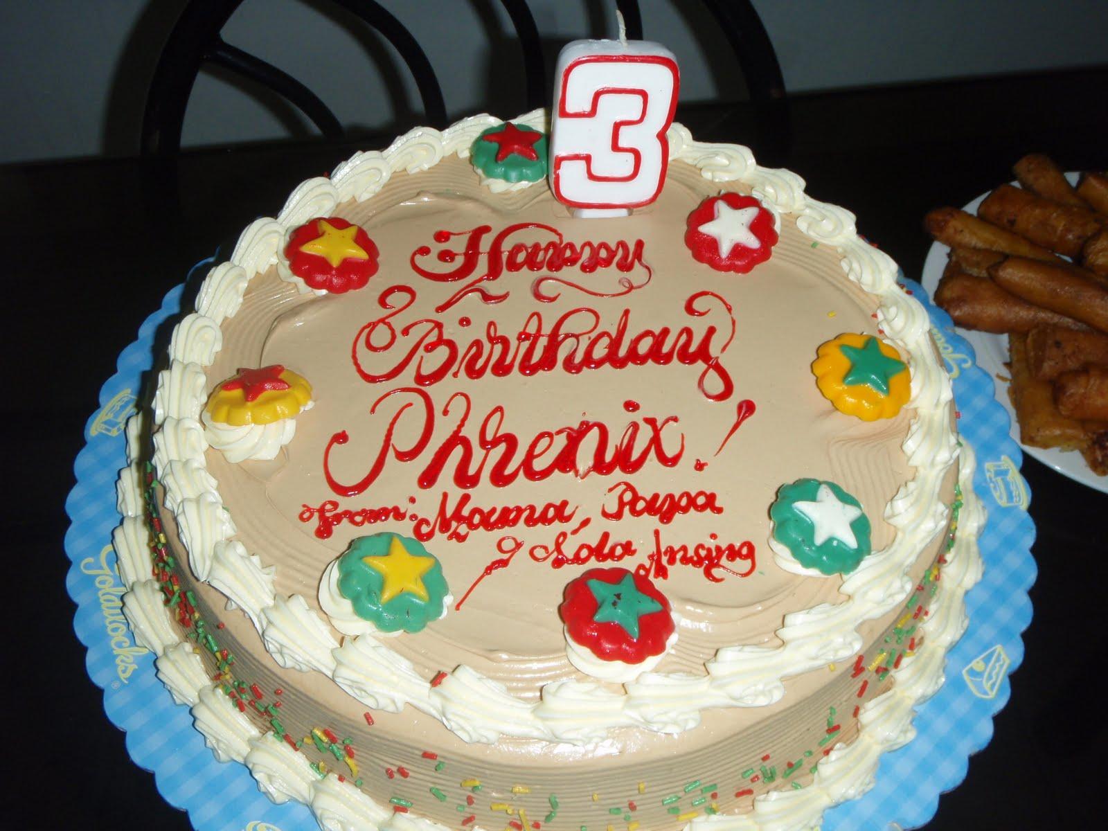 Birthday Cakes Phoenix ~ Alaverde happy rd birthday phoenix iezen noel