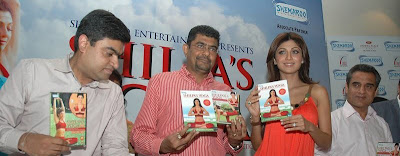 The Bollywood Star Shilpa Shetty