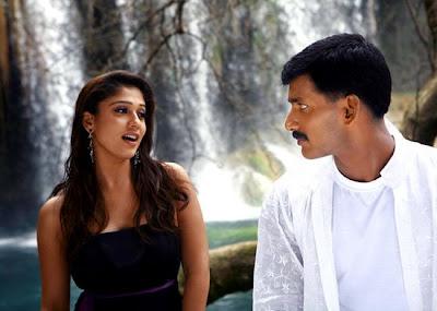 Vishal and Nayanthara Kollywood Movie Satyam preview and stills