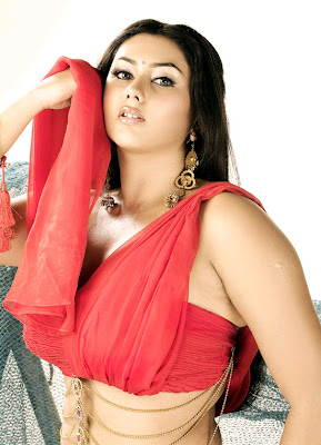 Second Kushboo is Namitha, temple located in Nellai is built of the voluptuous actress by her fan club